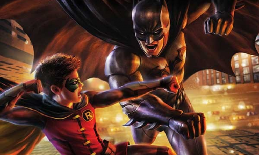 Damian Wayne: O 4º Robin (Son of Batman e Batman vs Robin)