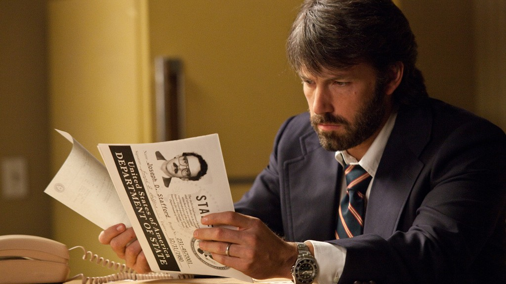 BEN AFFLECK as Tony Mendez in Warner Bros. Pictures? and GK Films? dramatic thriller ?ARGO,? a Warner Bros. Pictures release.