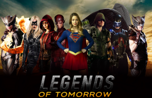 dc legends of tomorrow 2