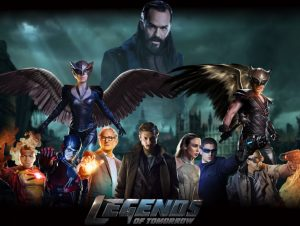 dc legends of tomorrow 3