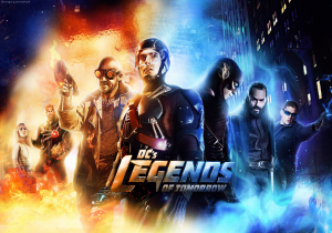 dc legends of tomorrow 4