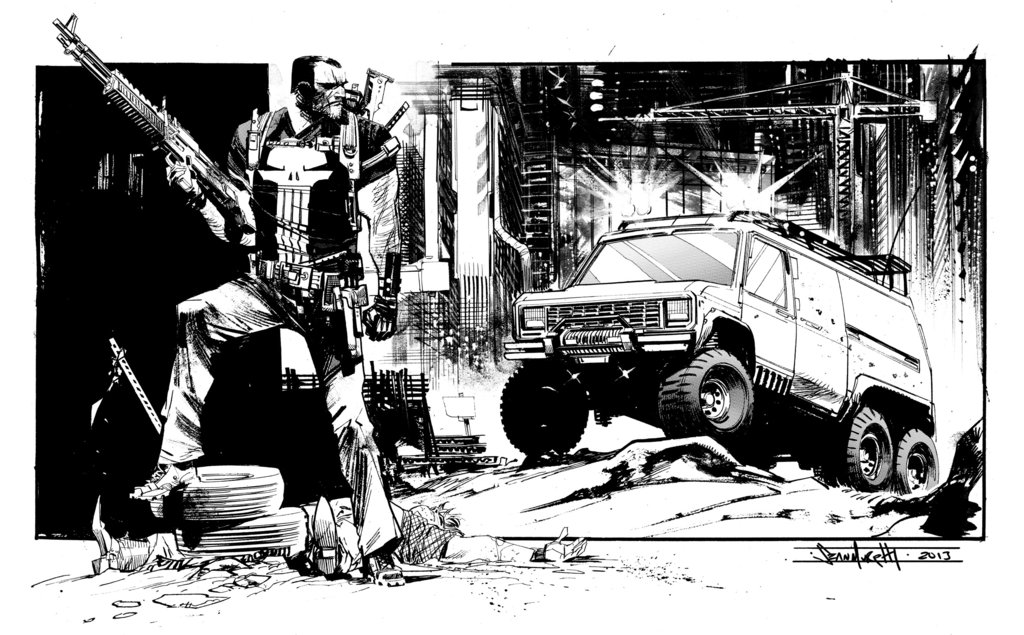 punisher_commission_by_seangordonmurphy-d6d1b3v