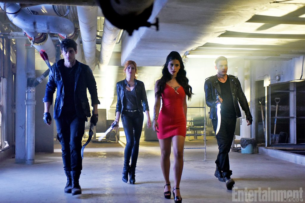 Shadowhunters 01