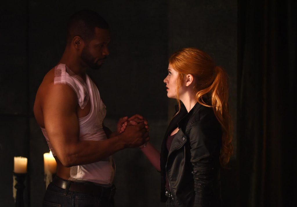 Shadowhunters 07