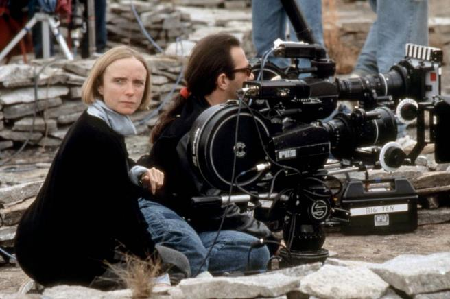 PET SEMATARY II, director Mary Lambert, on set, 1992. ©Paramount