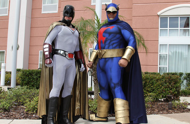 cosplay-space-ghost-and-dynomutt-dog-wonder-blue-falcon-01 ... Space Ghost and Blue Falcon (Dynomutt, Dog Wonder) photographed by THE SMOKE. https://www.flickr.com/photos/52366877@N05/19842740440/in/pool-gamma_squad/ ... Submitted via our Flickr group. http://www.flickr.com/groups/gamma_squad/