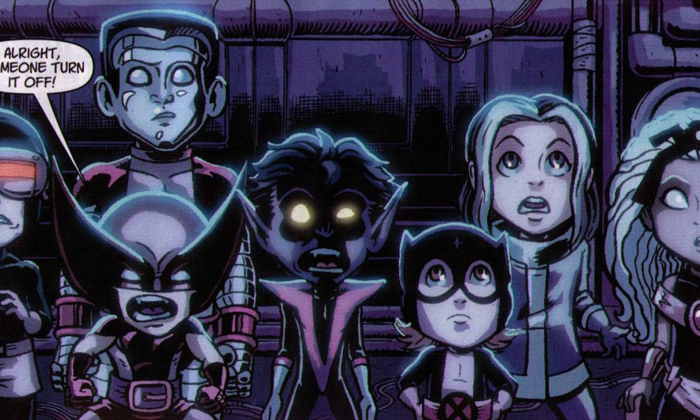 X-Babies: Os X-Men de Chris Claremont (HQs):