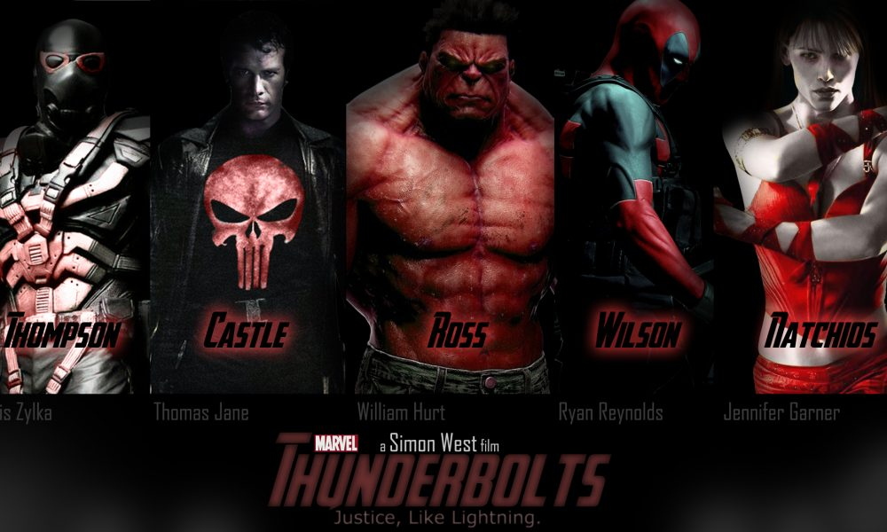 Thunderbolts (HQs da Marvel):