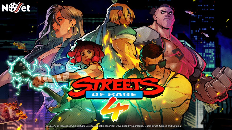Review: Street of Rage 4