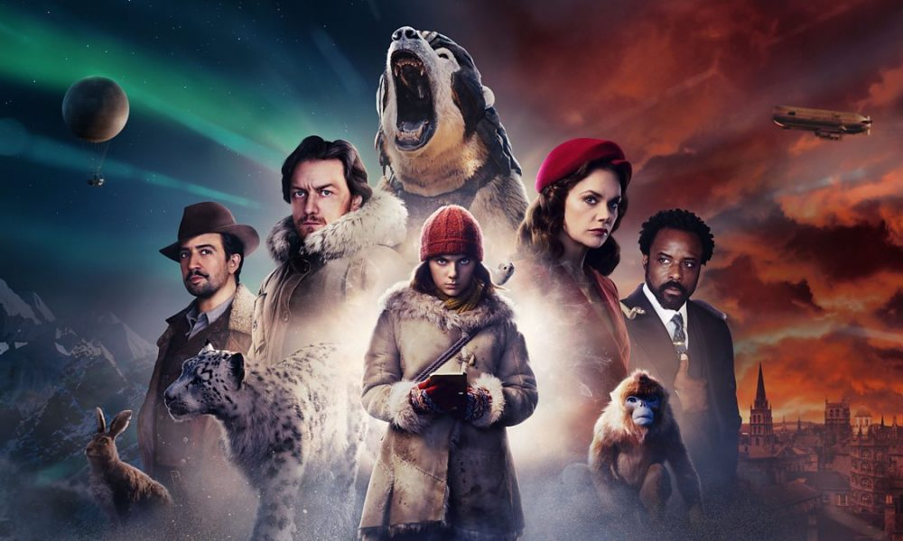 His Dark Materials ou Fronteiras do Universo: A Bussola de Ouro (Primeira Temporada).