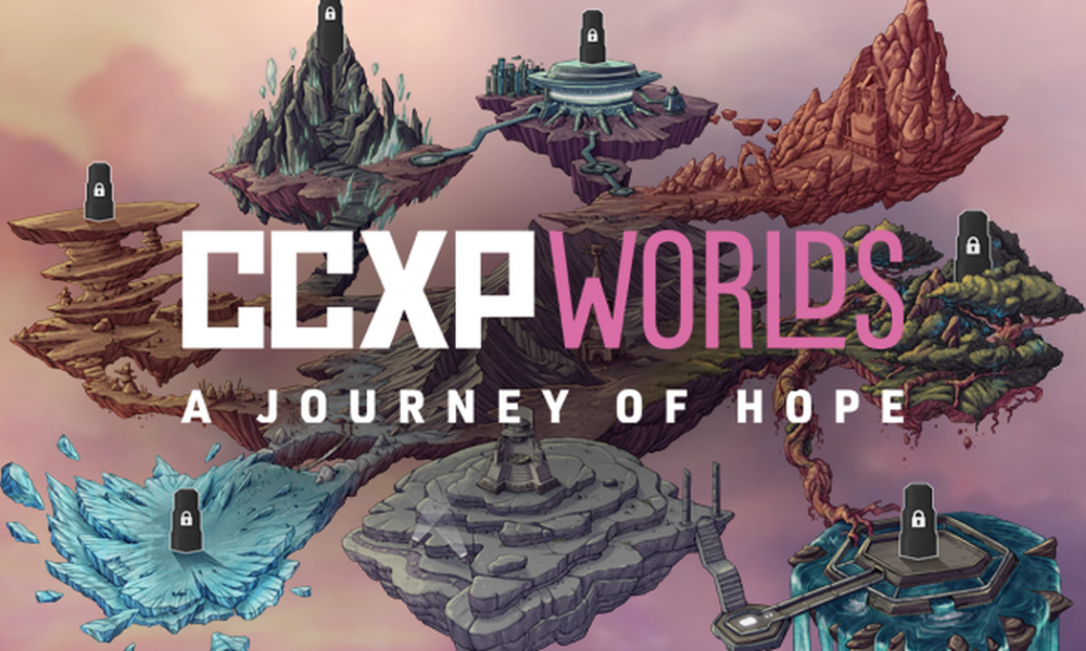 CCXP World – O Noset e O Nerdice na CCXP