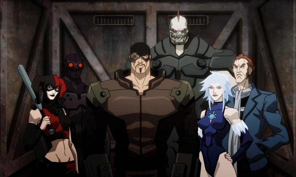Batman: Assault on Arkham (Esquadrão Suicida a Animação).