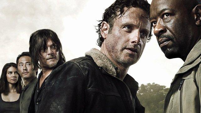 Novo pôster da 2ª parte da 6ª Temporada de The Walking Dead