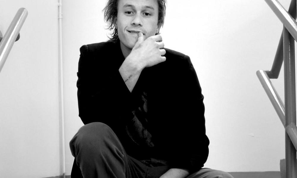 A vida e a obra de Heath Ledger, nosso eterno Coringa.