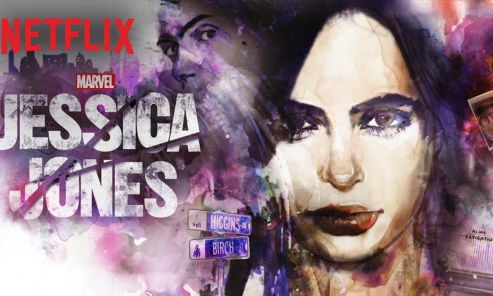 Marvels Jessica Jones (1ª Temporada)