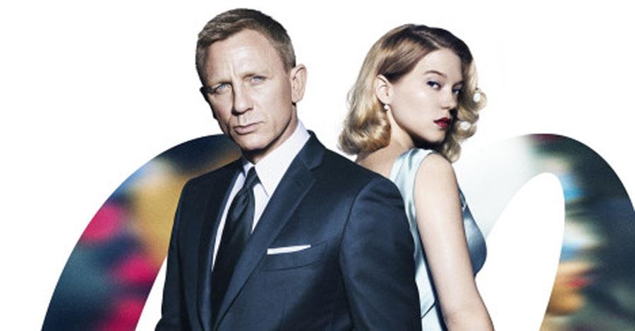 James Bond: 007 Contra Spectre (2016)