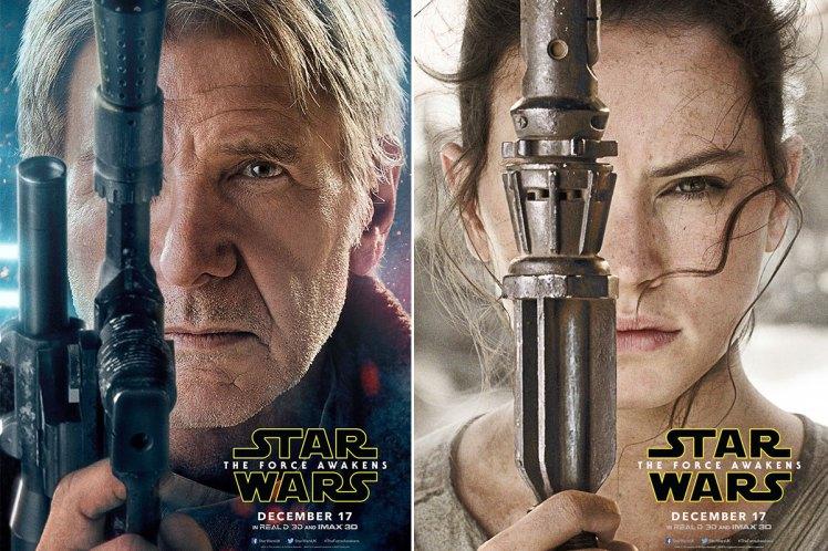 Star Wars: O Despertar da Força (Oscar 2016)