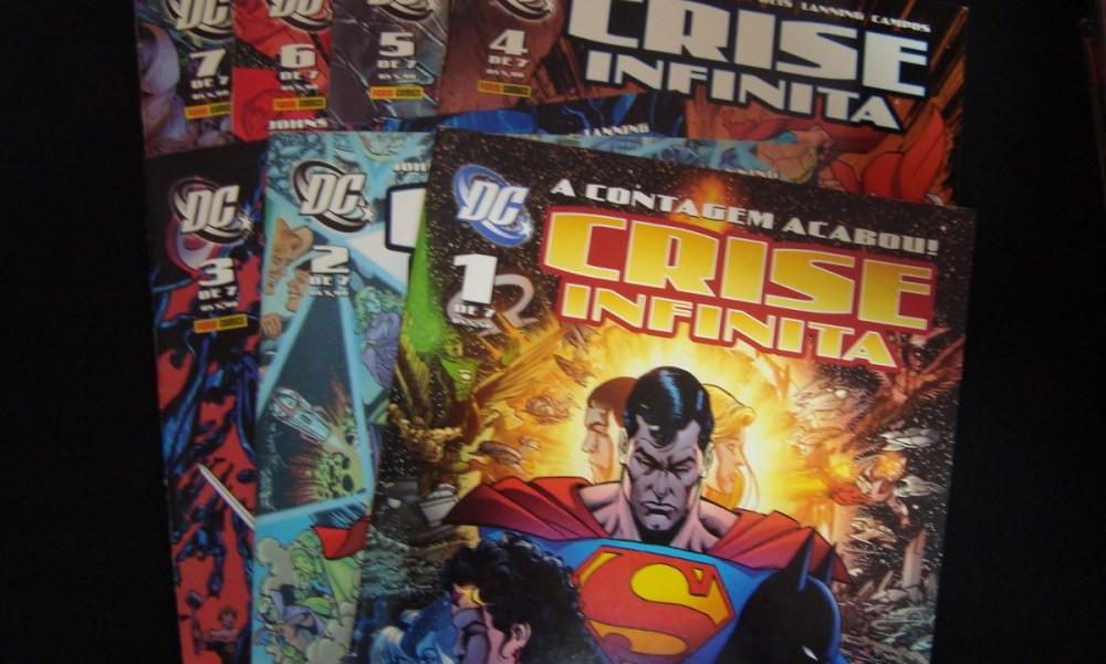 Crises: O Segundo Reboot nas HQs da DC Comics