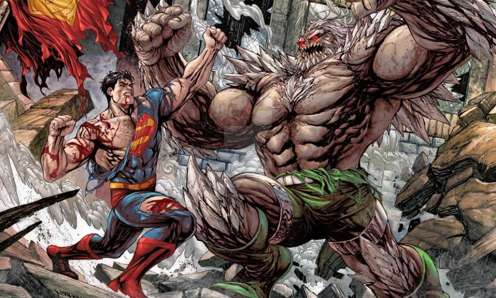Doomsday – O Apocalypse do Superman (DC Comics)