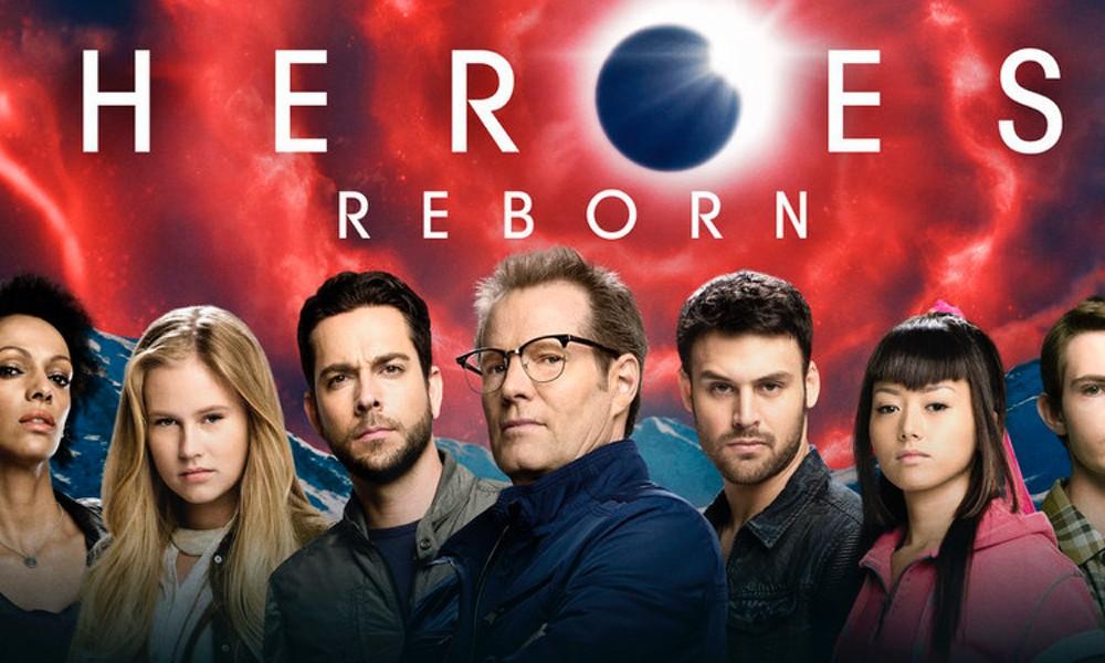 Heroes: Reborn (1a Temporada)