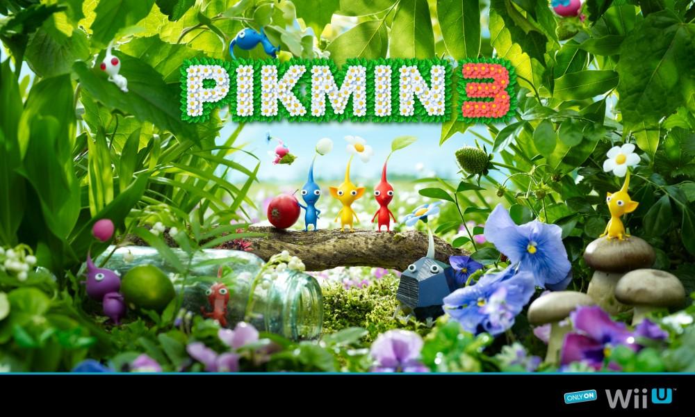 PIKMIN 3 (NiNTENDO)