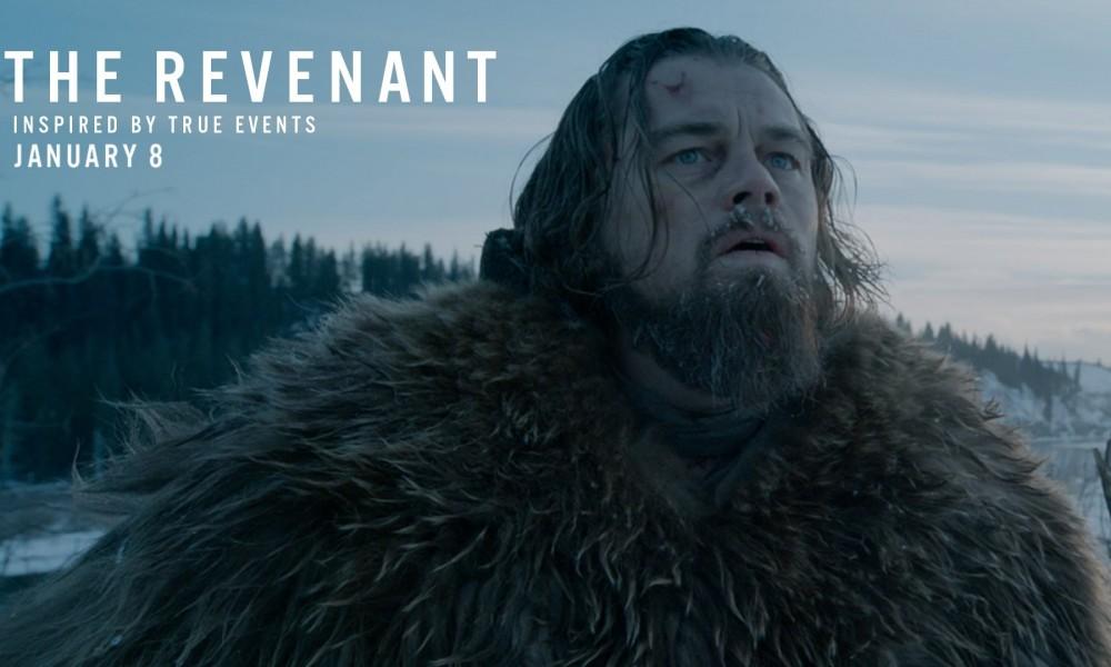 The Revenant: O Regresso (Oscar 2016)