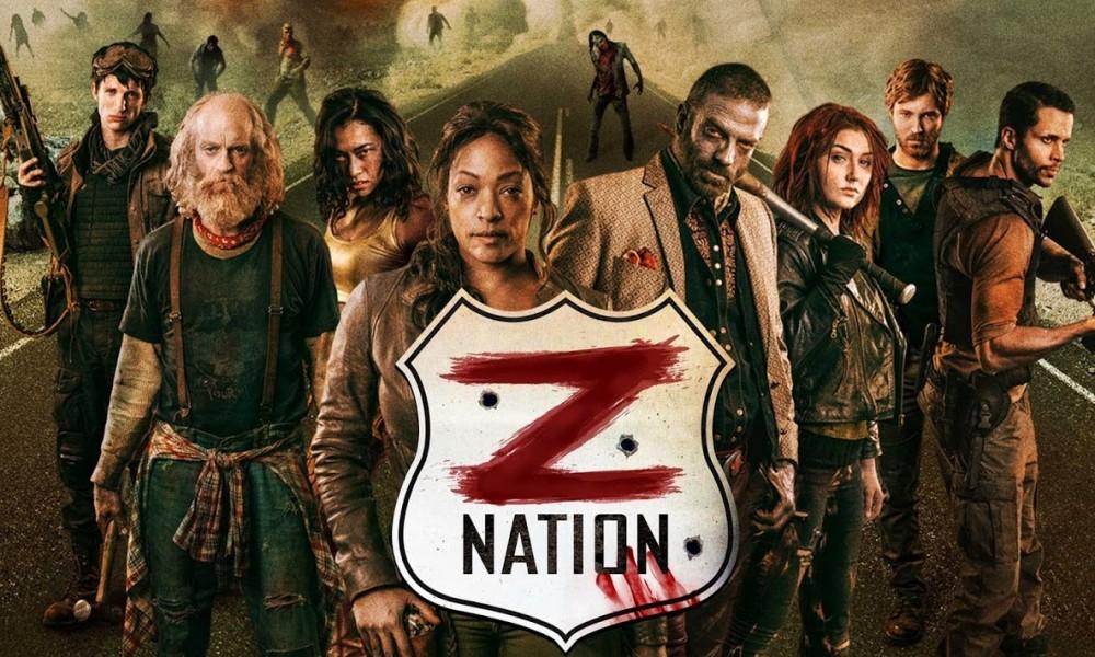 Z Nation: Primeira e Segunda Temporada (2014 a 2015)