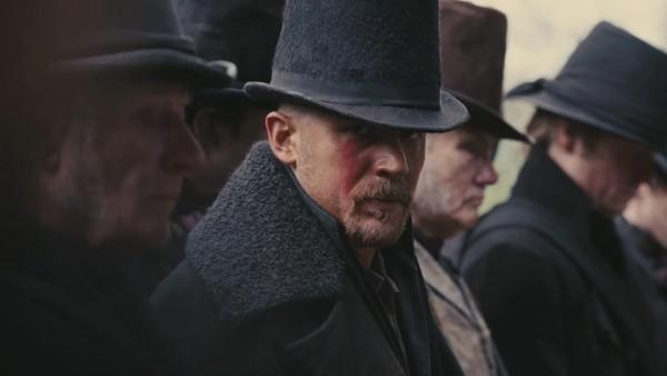 """""""Taboo"""": saiu o primeiro trailer da minissérie criada e estrelada por Tom Hardy"""
