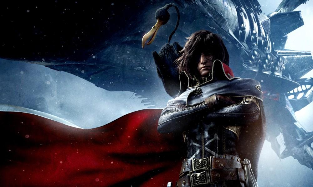 Capitão Harlock: Pirata do Espaço (Do Mangá a Animação na Netflix)
