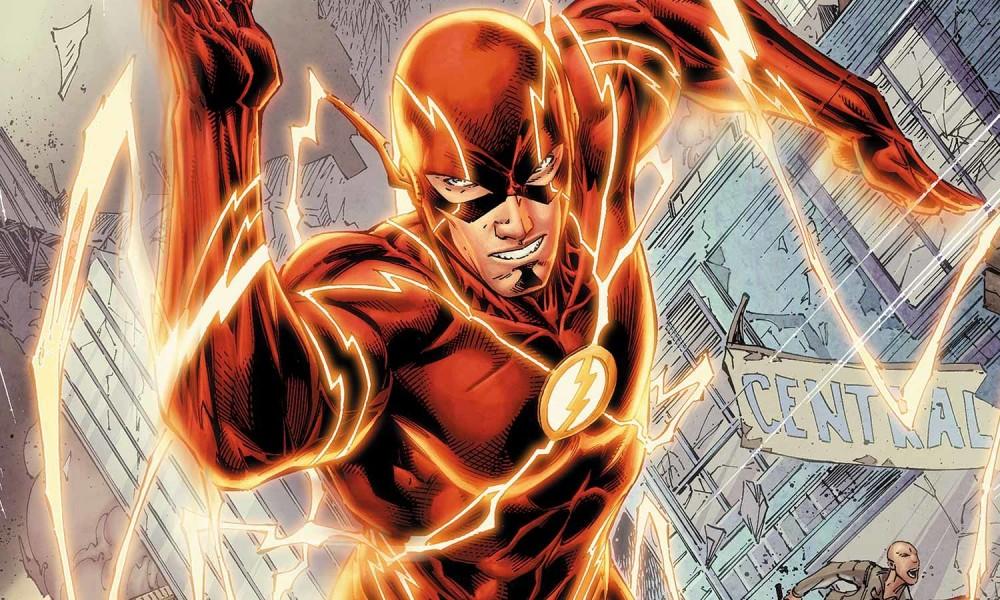 Flashpoint – Ponto de Ignição da DC Comics (HQ e Animação).