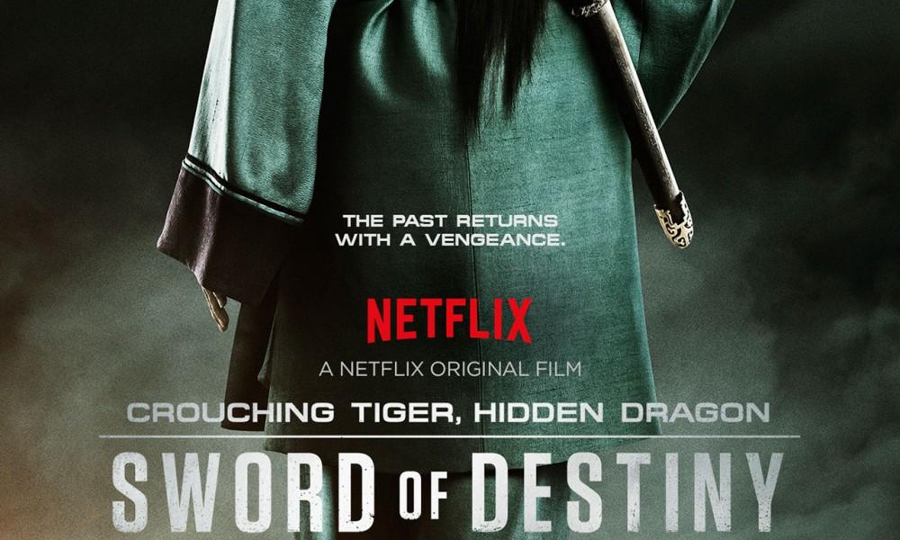 O Tigre e o Dragão: A Espada do Destino (Netflix)