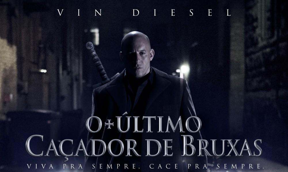 O Último Caçador de Bruxas de Vin Diesel (2015)