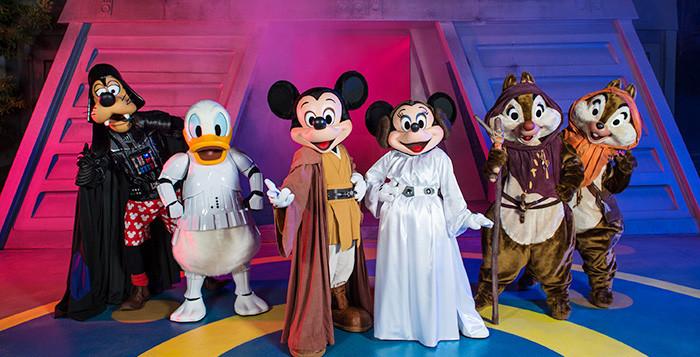 Star Wars: Disney inicia construção de parque temático da franquia