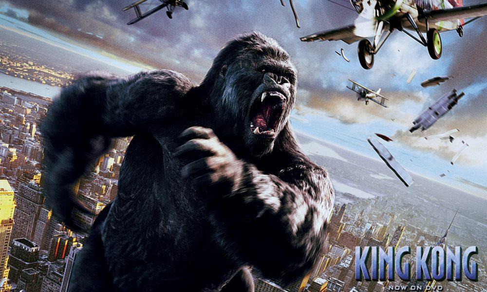 King Kong: A Versão Moderna de Peter Jackson (2005).
