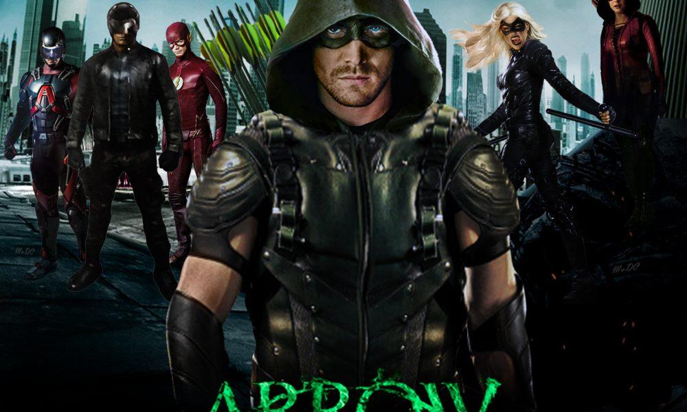 Arrow : 8ª Temporada (A Despedida de Amell do Arrowverse)