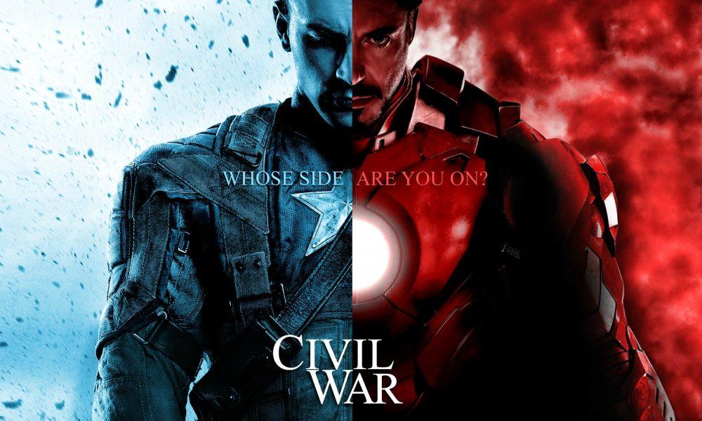 Capitão América: Guerra Civil (2016):