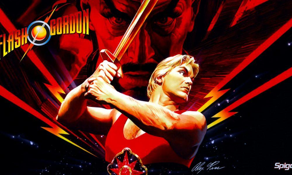 Flash Gordon (Hqs, Animações, Seriado e Filme).