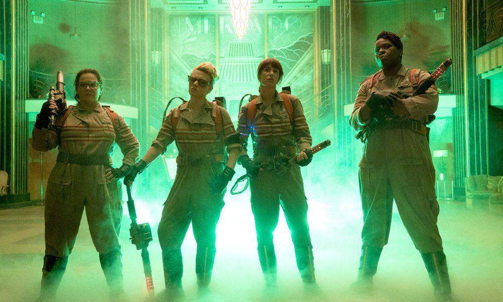 Veja o novo trailer de Ghostbusters!