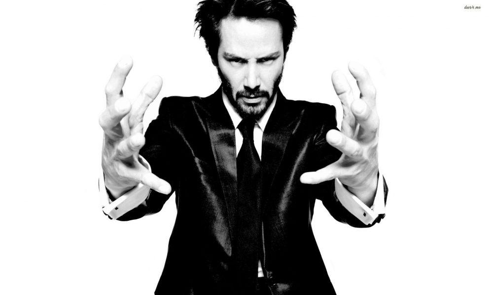 Keanu Reeves Nasceu para Matrix (Filmes de 1993 a 2008):