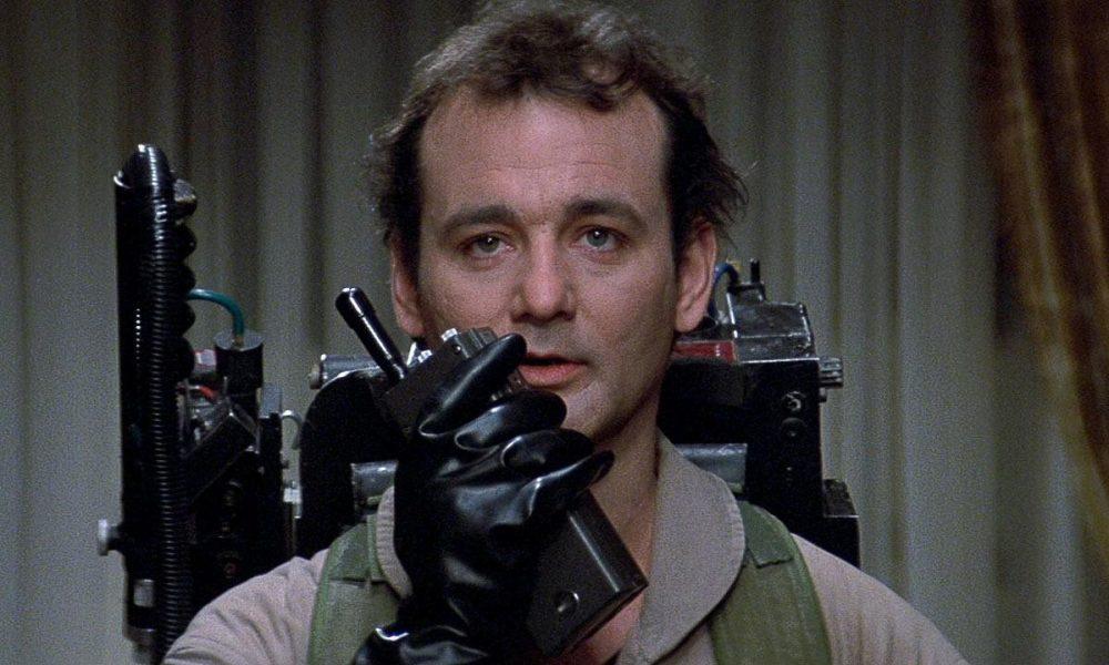 Bill Murray é homenageado com tema do filme Caça-Fantasmas