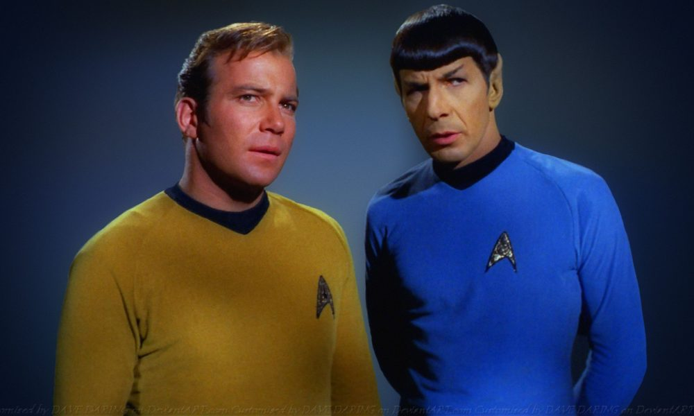 Star Trek: A Série Clássica nos Cinemas – 1979/1984.