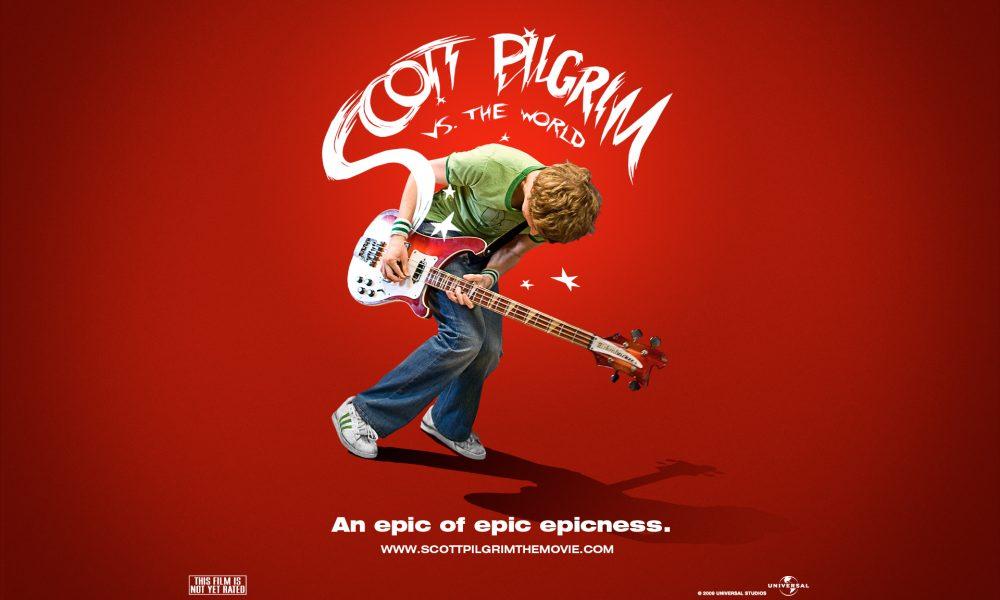 Scott Pilgrim Contra o Mundo: HQs a Live Action