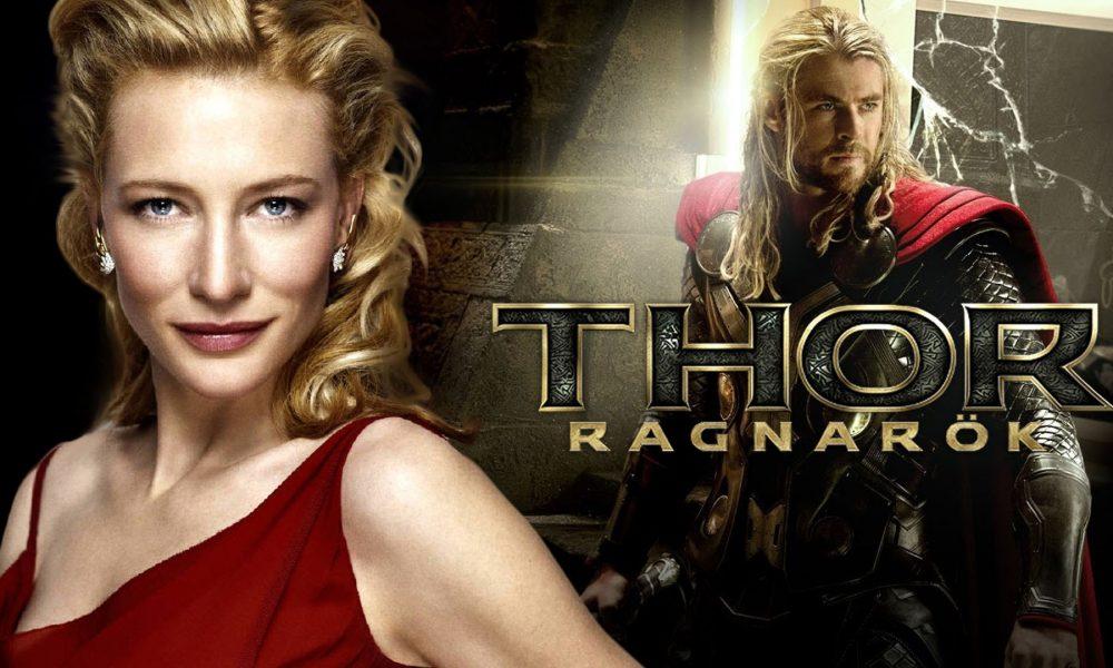 Thor: Ragnarok – Marvel confirma elenco e divulga primeira arte do filme!
