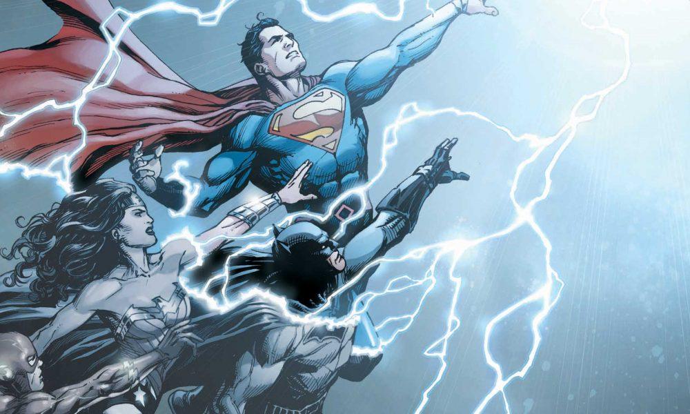 DC Rebirth – O Fim dos Novos 52 (DC Comics):