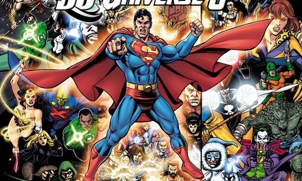 O Multiverso da DC Comics