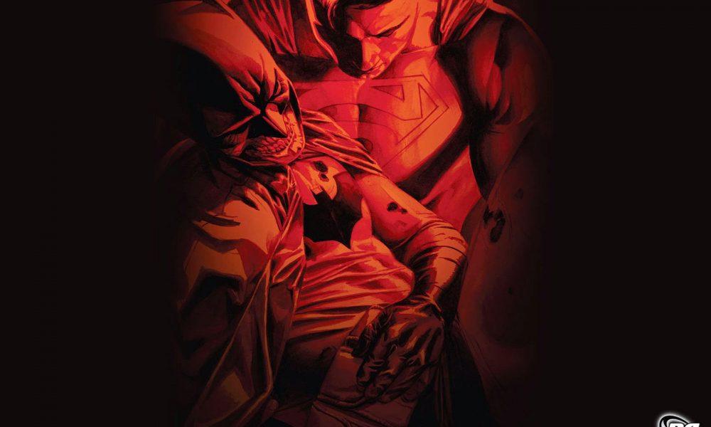 "The Grant ""Crise Final"" Morrison (DC Comics – 2008):"