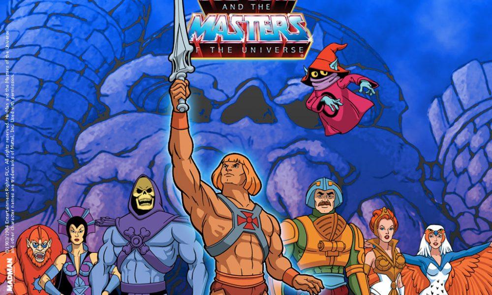 He Man and the Masters of the Universe: Animação e Cinema