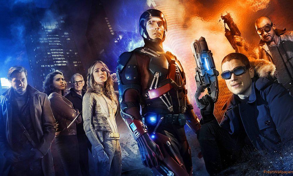DC's Legends of Tomorrow (1ª temporada – Final Season):