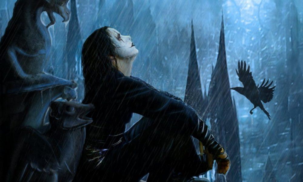 O Corvo: The Crown – HQs, Cinema e Série de TV