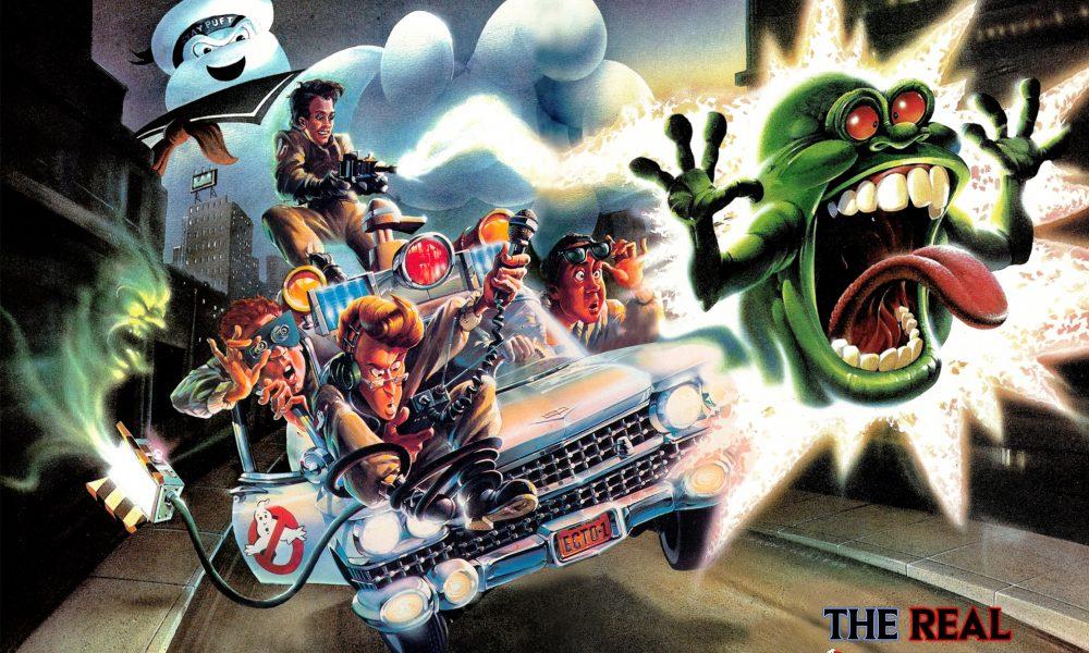 Os Caça-Fantasmas: Ghostbusters (Filmes, HQ e Desenho 1984 – 1991)